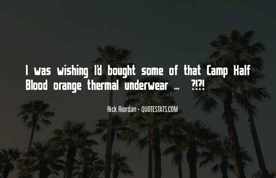 Riordan Quotes #38624