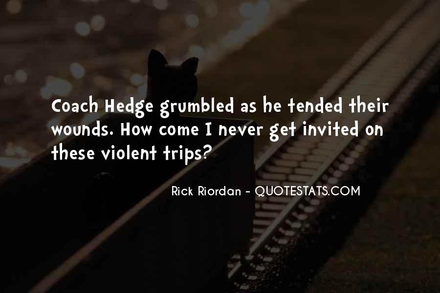 Riordan Quotes #47236