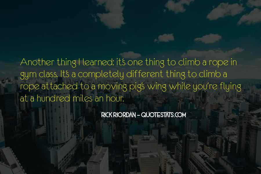 Riordan Quotes #47259