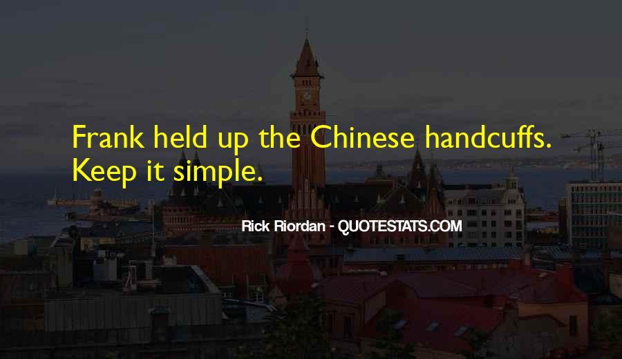 Riordan Quotes #51959