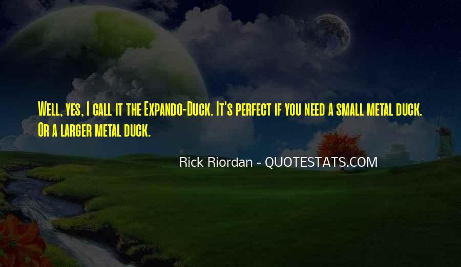 Riordan Quotes #58847