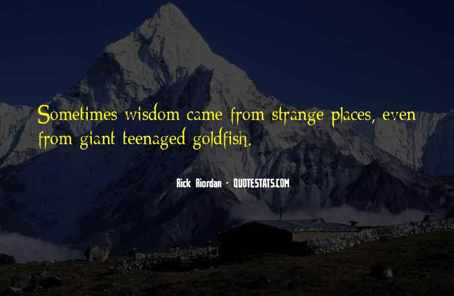 Riordan Quotes #61763