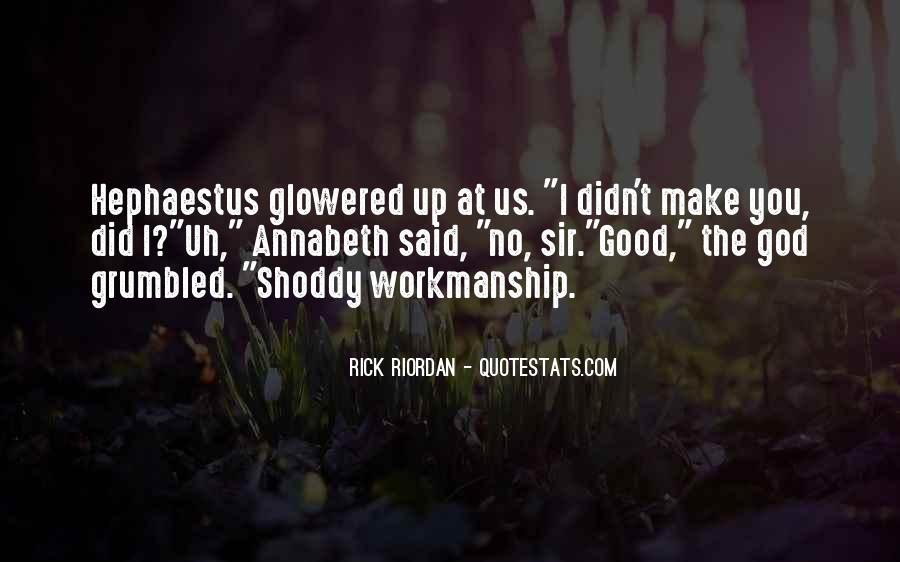 Riordan Quotes #7962