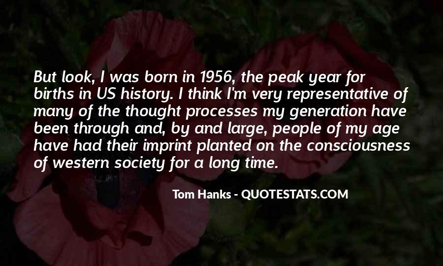Quotes About Tom Hanks #163166
