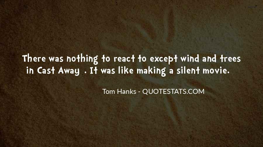 Quotes About Tom Hanks #182150