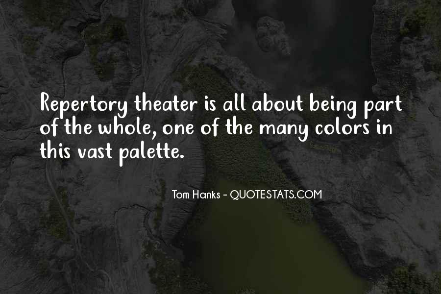 Quotes About Tom Hanks #239980