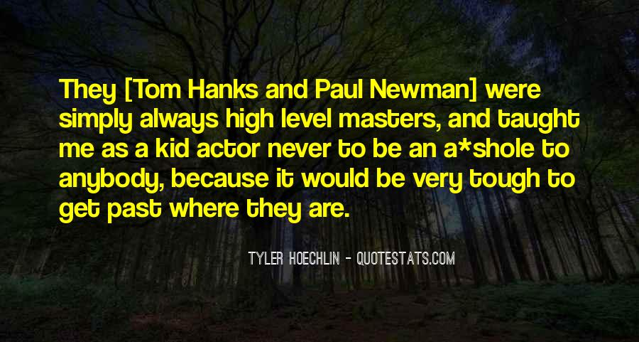 Quotes About Tom Hanks #338401