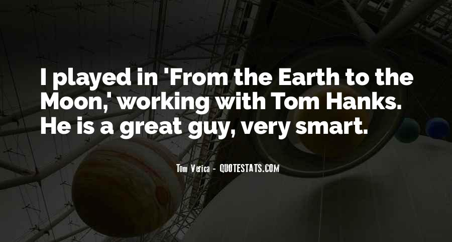 Quotes About Tom Hanks #500396