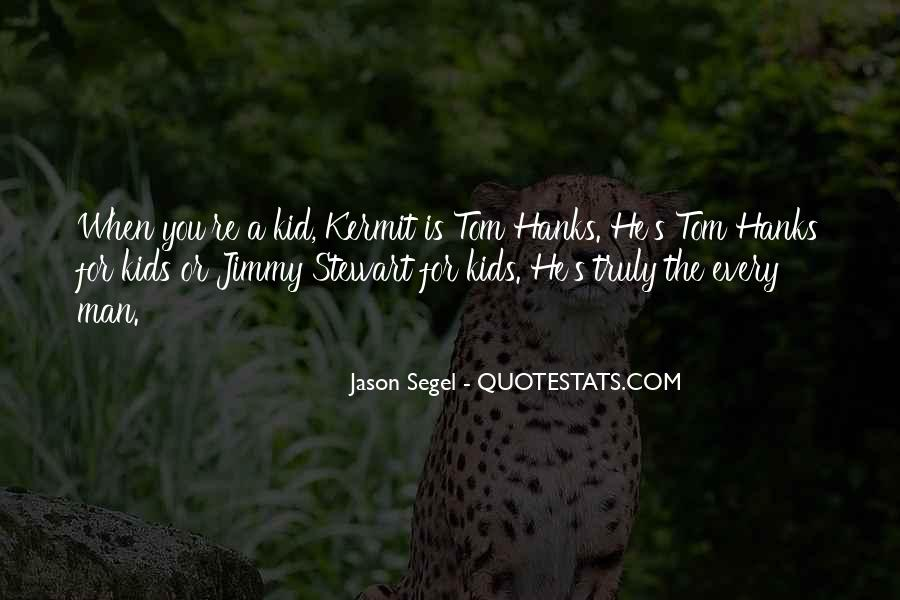 Quotes About Tom Hanks #529636