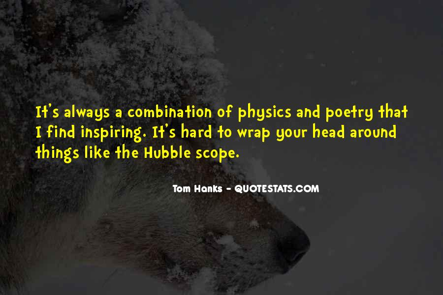 Quotes About Tom Hanks #580575