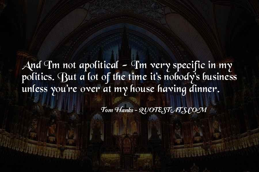 Quotes About Tom Hanks #74476