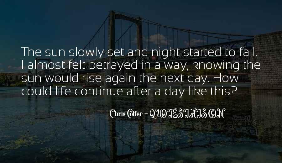 Rise Again Quotes #133009