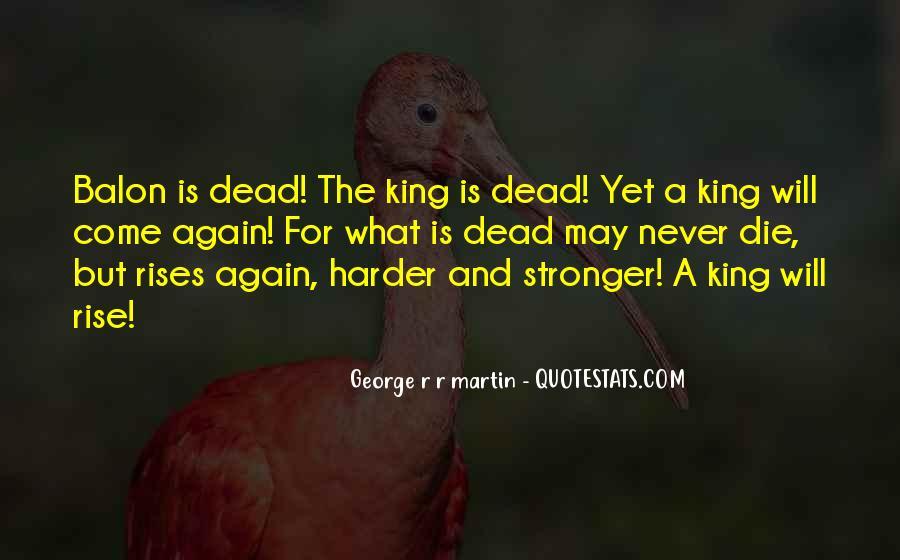 Rise Again Quotes #233724