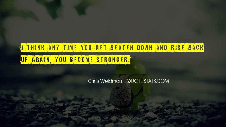 Rise Again Quotes #422724