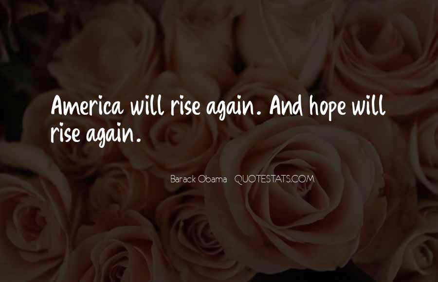 Rise Again Quotes #495473