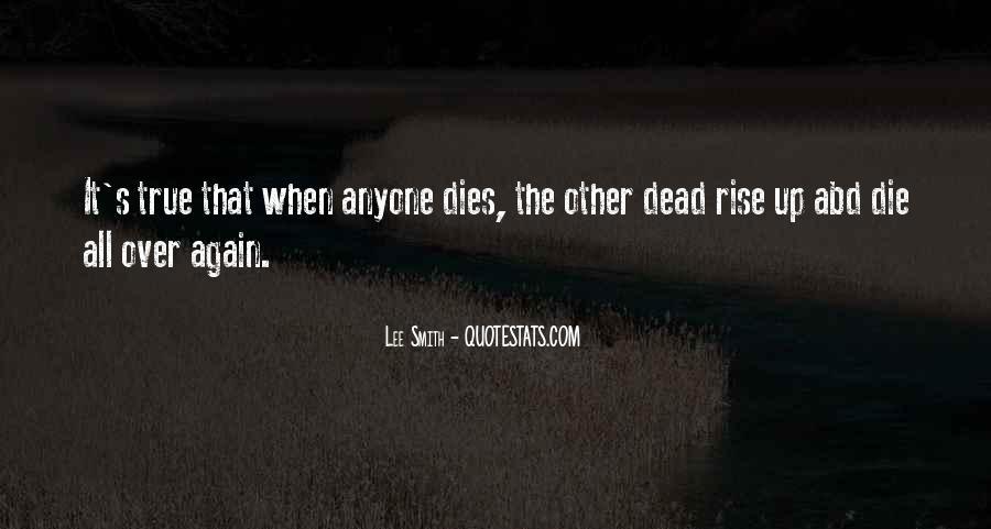 Rise Again Quotes #498281