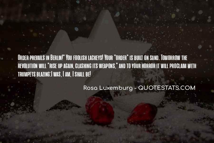 Rise Again Quotes #511353