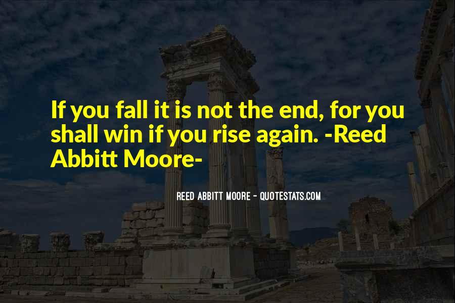 Rise Again Quotes #54510