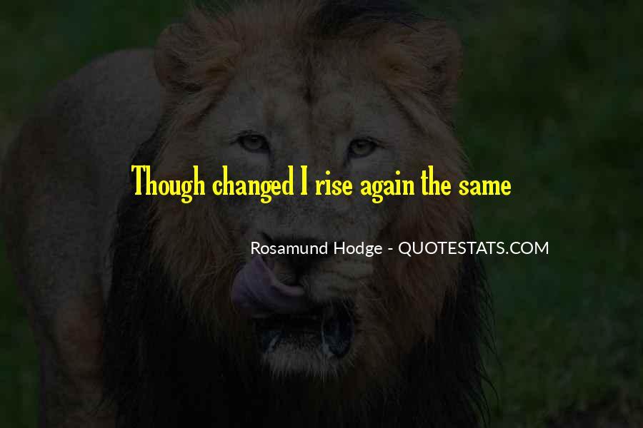 Rise Again Quotes #669664