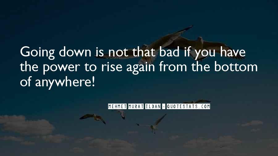 Rise Again Quotes #840007