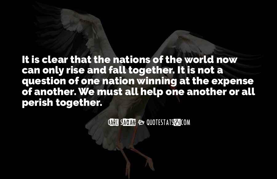Rise Up Together Quotes #1032961