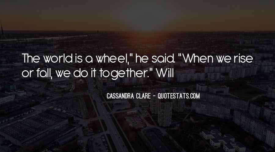 Rise Up Together Quotes #205333