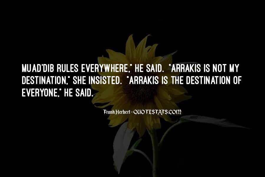 Ritual Memorable Quotes #102182