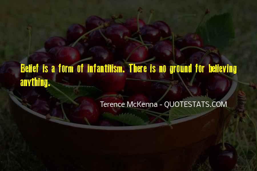 Quotes About Terence Mckenna #110900