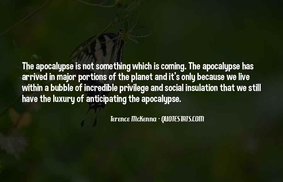 Quotes About Terence Mckenna #139949