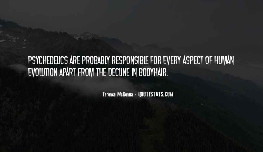 Quotes About Terence Mckenna #166565