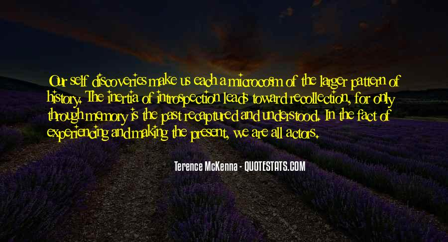 Quotes About Terence Mckenna #190208
