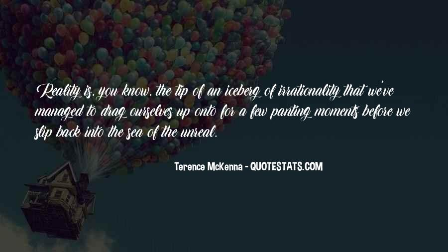 Quotes About Terence Mckenna #203275