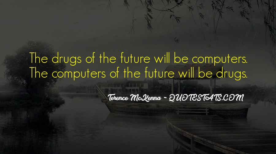 Quotes About Terence Mckenna #213494