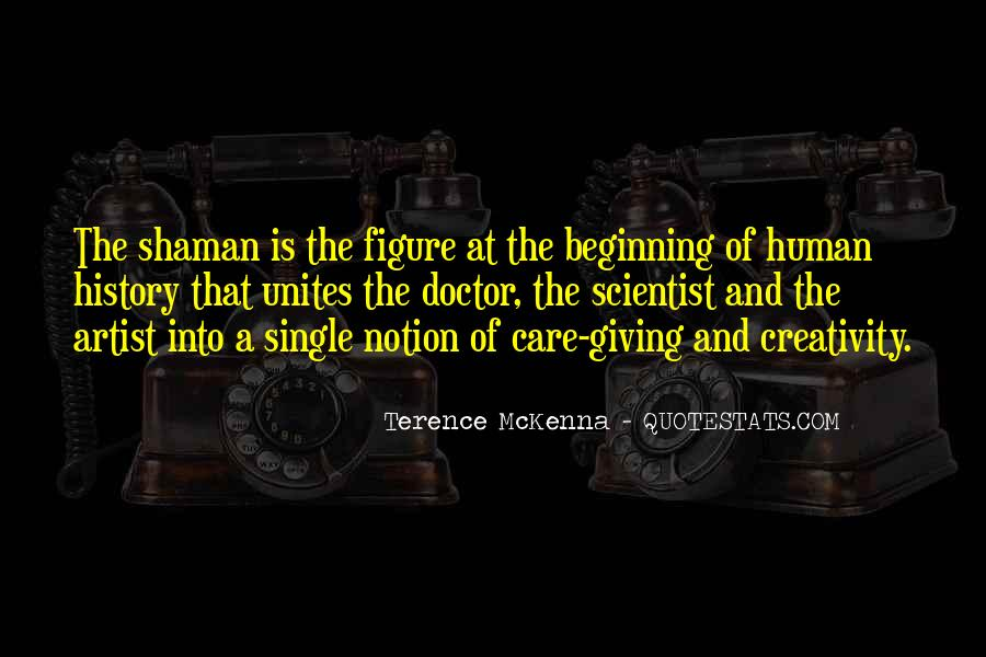 Quotes About Terence Mckenna #224046