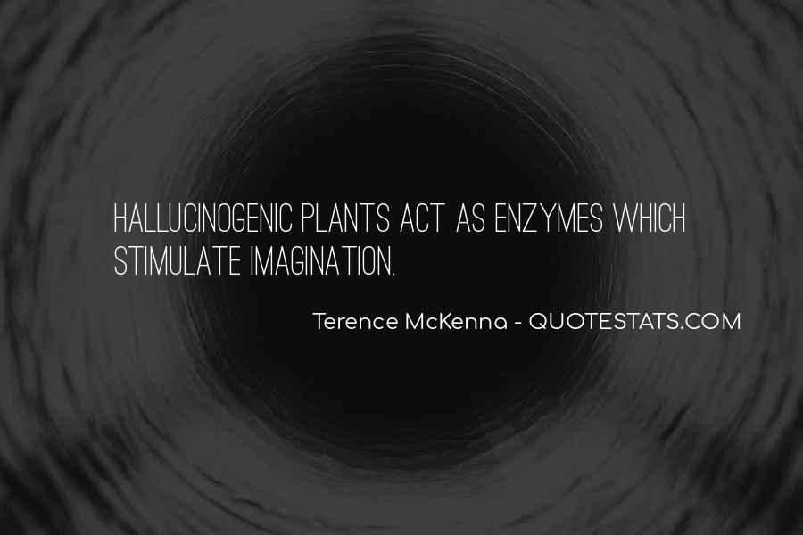 Quotes About Terence Mckenna #250215