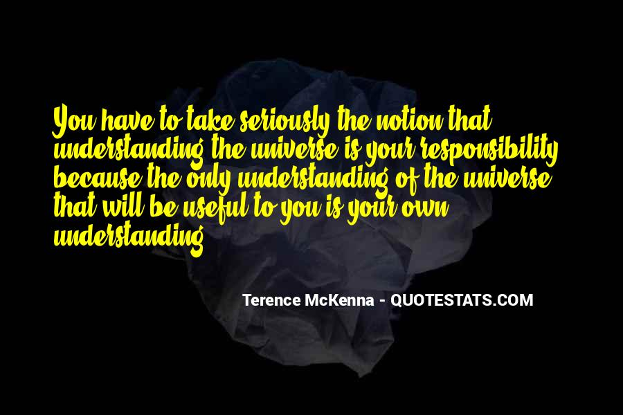 Quotes About Terence Mckenna #258812