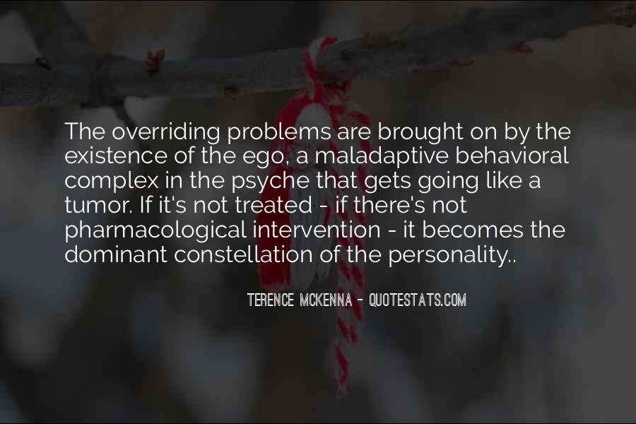 Quotes About Terence Mckenna #28237