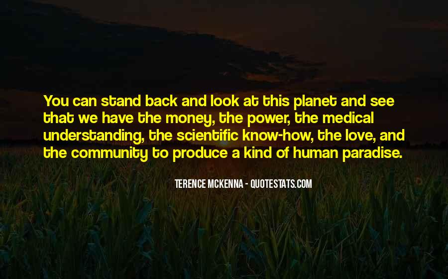 Quotes About Terence Mckenna #46066