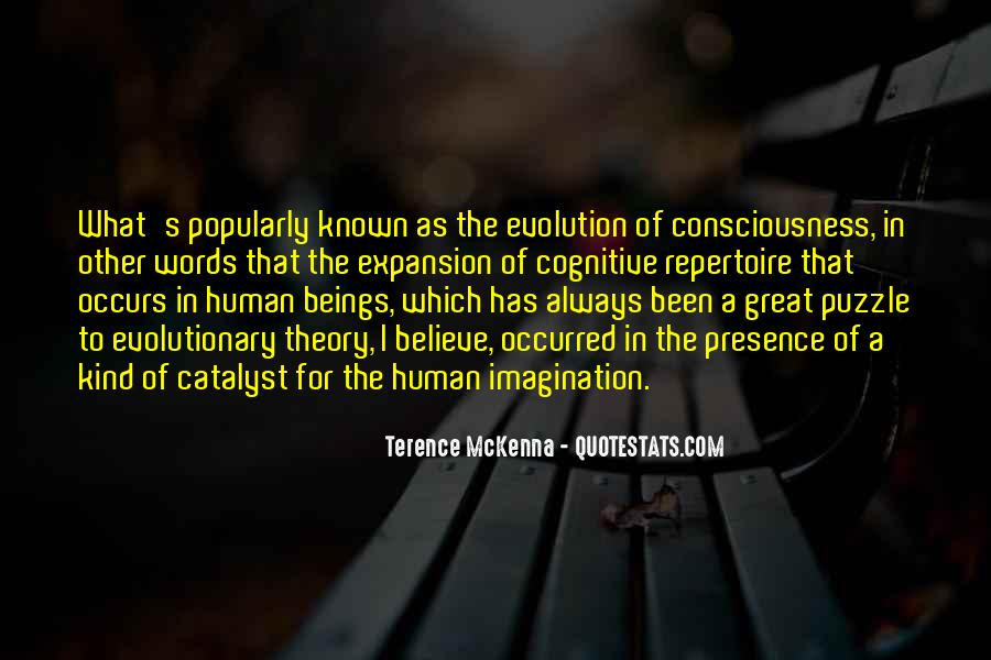 Quotes About Terence Mckenna #57628