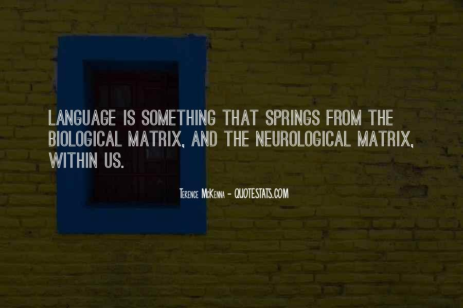 Quotes About Terence Mckenna #61291