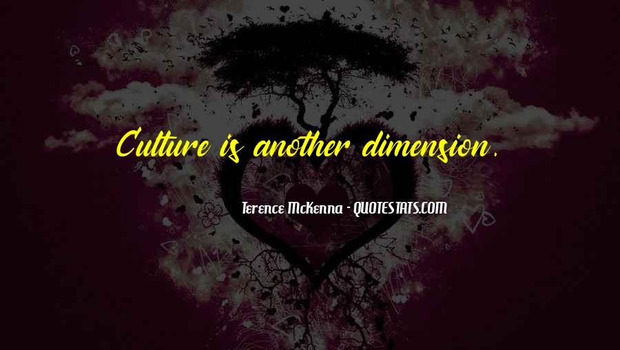 Quotes About Terence Mckenna #63748