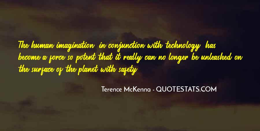 Quotes About Terence Mckenna #92