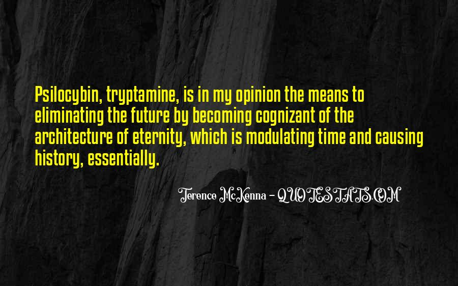 Quotes About Terence Mckenna #9994