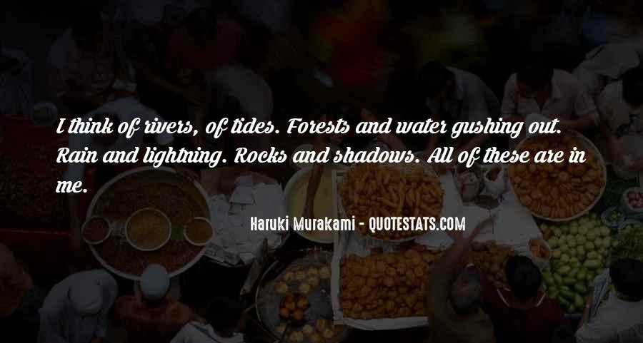 Rivers And Tides Quotes #1600915