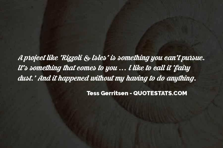 Rizzoli & Isles Quotes #910942