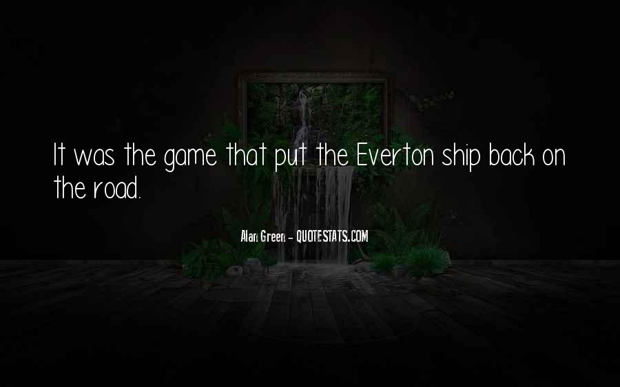 Road Game Quotes #61247