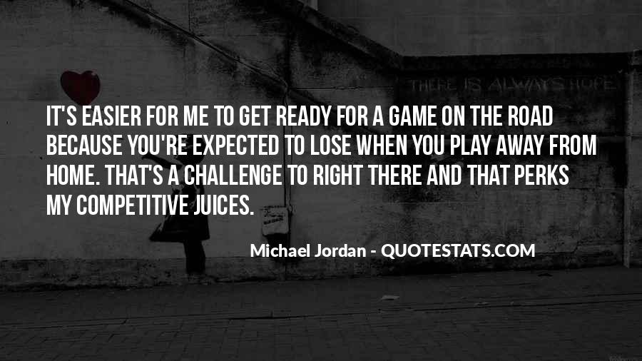 Road Game Quotes #931333