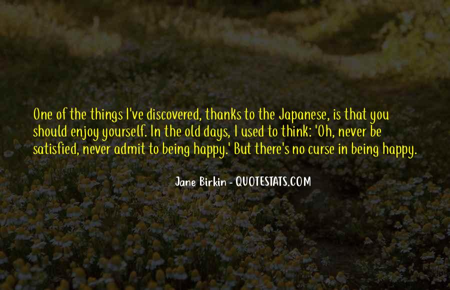 Quotes About Being Used To Someone #28614