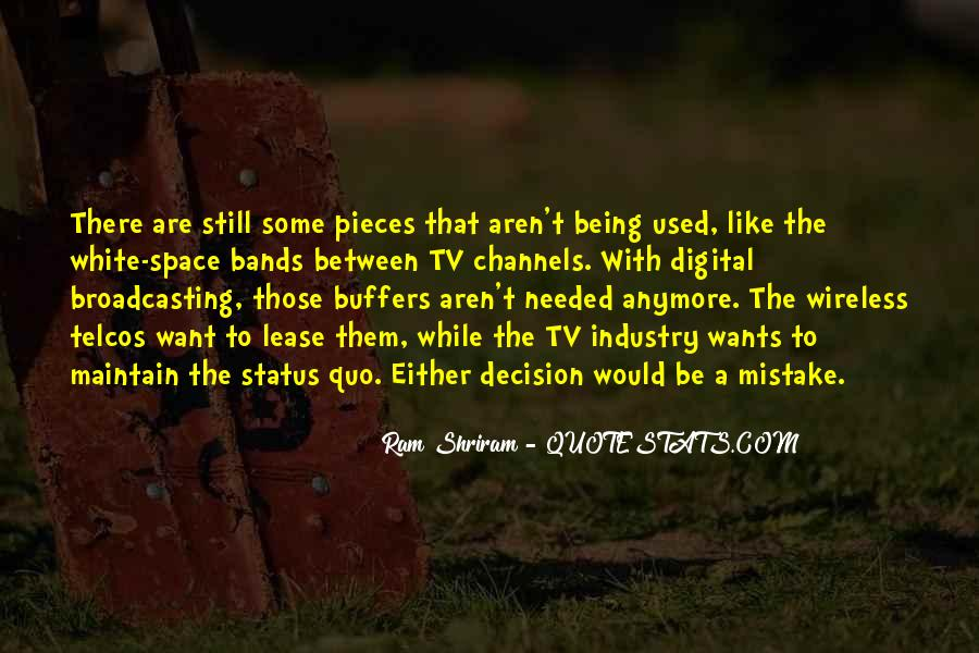 Quotes About Being Used To Someone #48466