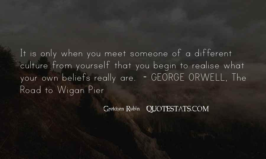 Road To Wigan Pier Quotes #1155498